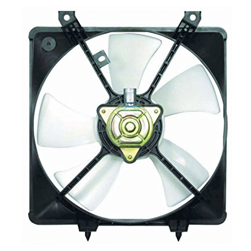 (Radiator Cooling Fan Assembly for 99-05 Mazda Miata)