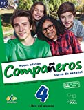 img - for Compa eros Nuevo 4. Kursbuch book / textbook / text book