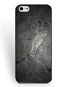 Puma Logo Iphone 6/6S Plus (5.5 Inch) Funda Case Anti-scratch Cover Funda Case for Iphone 6S Plus