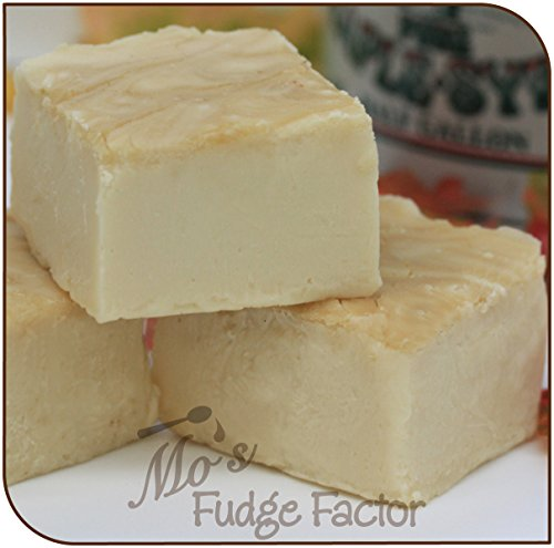Maple Syrup Fudge - Mo's Fudge Factor, Maple Cream Fudge, 2 Pound
