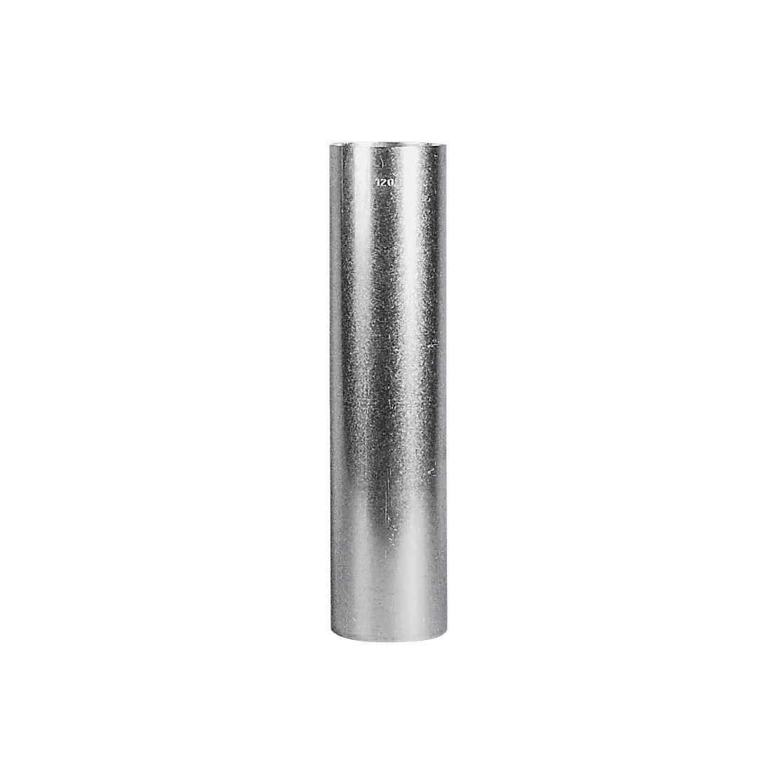 Rauchrohr, Ofenrohr Rohr 1,00 m FAL 150 ø 0,6mm stark Bertrams