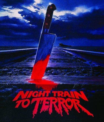 DVD Exotica: Night Train To Terror, Vinegar Syndromes