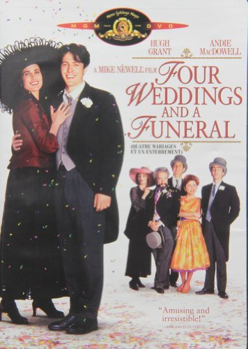 Four Weddings and A Funeral by Hugh Grant