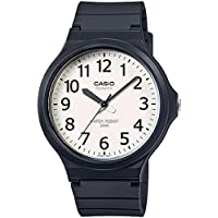 Relógio Masculino Casio Analógico MW2407BVDF - Preto