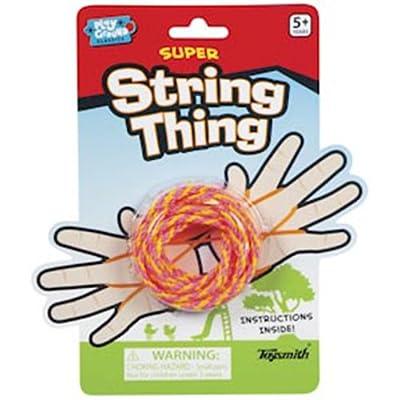 Toysmith Super String Game: Toys & Games