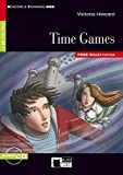 Time Games+cd (Black Cat. reading And Training)