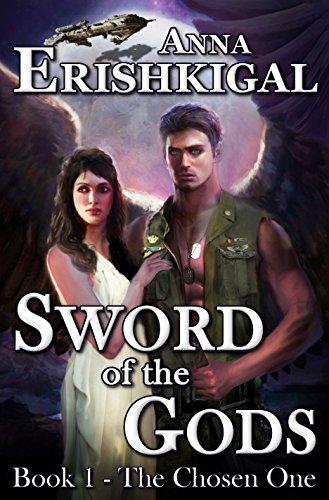 Sword Gods Chosen Saga Book ebook product image