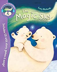 The Magic Sky (Book & CD)