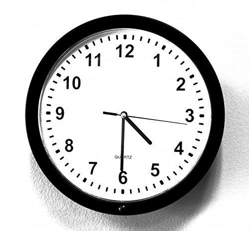 HD Xtreme Life 720P Wall Clock Surveillance Camera