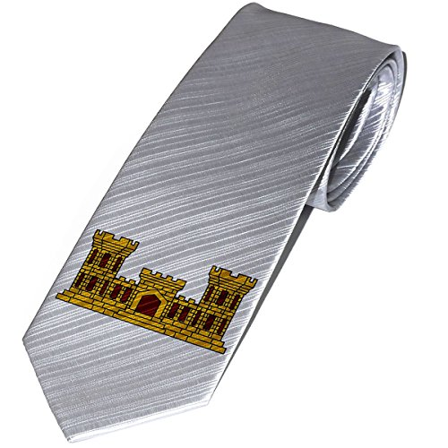 Necktie Corps Engineers branch insignia product image