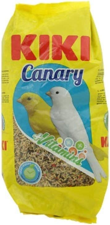 Mixtura con alpiste Kiki canarios 1 kg