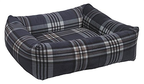 - Bowsers Dutchie Bed, Large, Greystone Tartan