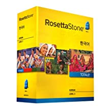 Rosetta Stone Korean Level 3