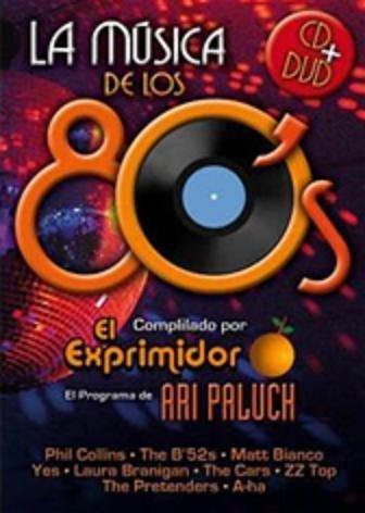 La Musica De Los 80-Exprimidor - La Musica De Los 80-Exprimidor - Amazon.com Music