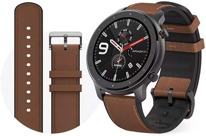 Amazfit - Smartwatch Amazfit GTR 47Mm Aleación De Aluminio Y ...