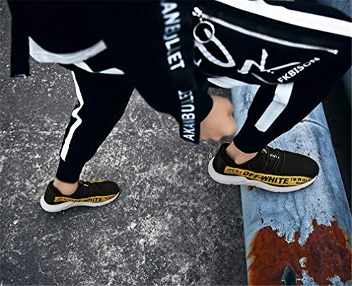 Größe Farbe Wild Freizeitschuhe Exing Damen Academy Lovers Mesh Sneakers EIN Sommer 45 Breathable Damenschuhe Männer B Athletic Herbst Laufschuhe qwwB1a