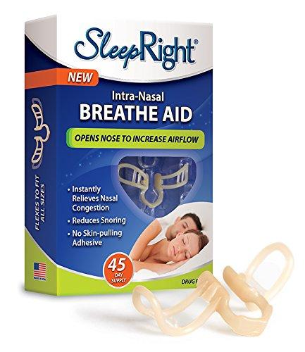 SleepRight Nasal Breathe Aid ct product image