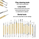 Pottery and Clay Sculpting Tools Double Sided