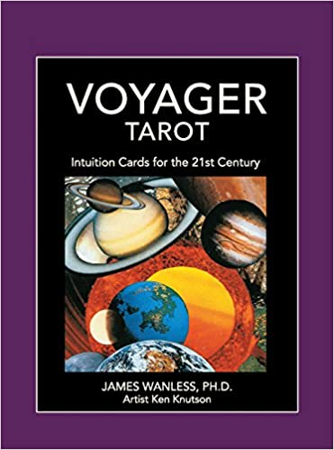 voyager tarot intuition cards for the 21st century