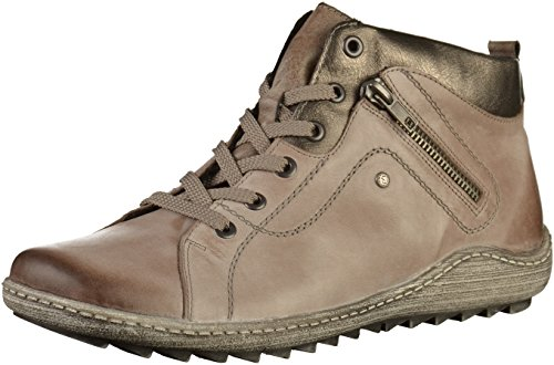 Remonte R1490 Womens Booties Gray