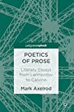 img - for Poetics of Prose: Literary Essays from Lermontov to Calvino book / textbook / text book