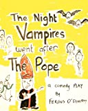 The Night Vampires, Fergus O'Doherty, 1461120098