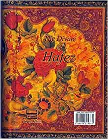 The divan of hafez pocket edition persian and english for Divan of hafez