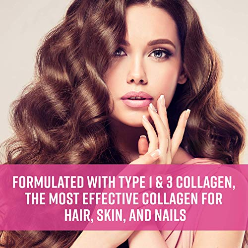 513g5bEtygL - MAV Nutrition Collagen Hair Vitamins Gummy for Men & Women, Anti-Aging Benefits with Vitamin C, Zinc Supplement & Biotin; Non-GMO, 60 Count