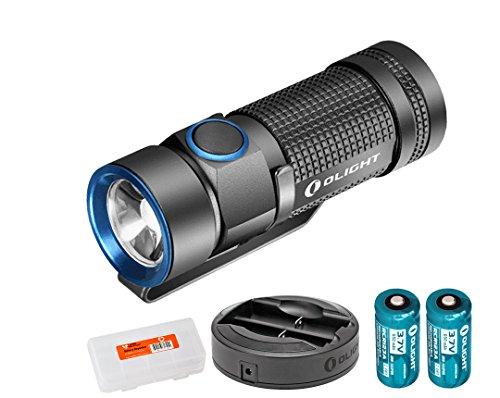 Rechargeable Bundle Flashlight Batteries Organizer