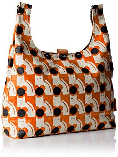 Persimmon Womens Midi Kiely Bag Sling Messenger Orla Orange BAq0wUTT