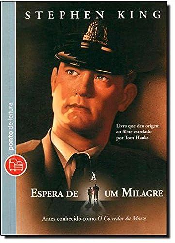 A Espera De Um Milagre 9788539000166 Livros Na Amazon Brasil