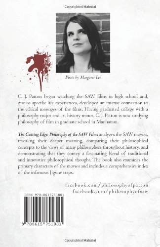 The Cutting Edge: Philosophy of the SAW Films: Amazon co uk