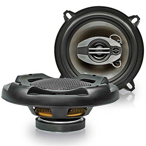 Smart Forfour 04-06 Upgrade Lautsprecher 130mm Koax Vordere oder Hintere T/üren
