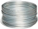 Generic QYUS4160215157182874 Wire, Galvani Galvanized Steel G Steel e, 12 G 100ft, New ft, New 12 Gauge, Gauge, 100ft, New