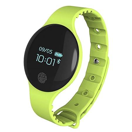 luckyddu Smartwatch Reloj Inteligente Relojes Pulsera de ...