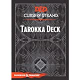 D&D: Curse of Strahd Tarokka Deck