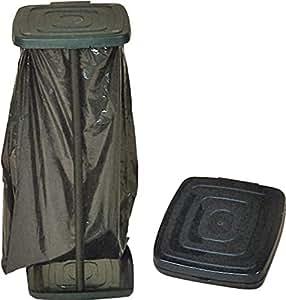 Caranvan Stuff 4 U - Cubo de basura plegable para camping
