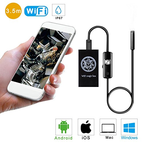 买和卖 Wireless Endoscope WIFI Magic Endoscope - for Android and IOS Smartphone