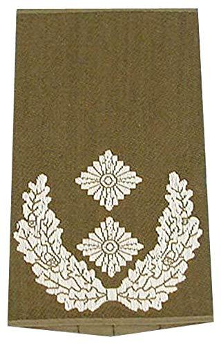 A Lieutenant Le Originalae Insigne Bundeswehr Rangs Armée De Boucles Terre Blöchel Divers Rang D'épaule Olive Tous Couleurs colonel 44yAqarw