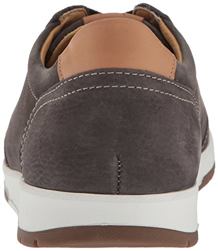 Mephisto Mens Ludo Oxford Graphite