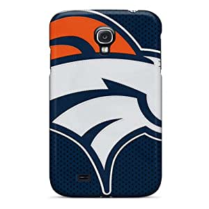 HPZ536bvTH Holety Awesome Case Cover Compatible With Galaxy S4 - Denver Broncos