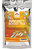 Shifa Turmeric Immunity Boost Tea: Handcrafted with Herbs, Phytonutrients and Antioxidants (1.5 oz.)