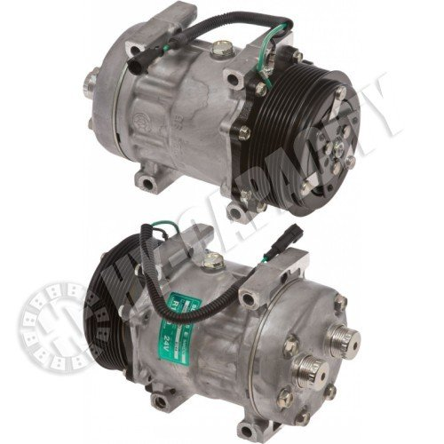 Serpentine Clutch - Compressor, w/Serpentine Clutch - New
