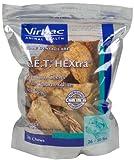 Virbac C.E.T. HEXtra Premium Oral Hygiene Chews, Large Dog, 30 Count