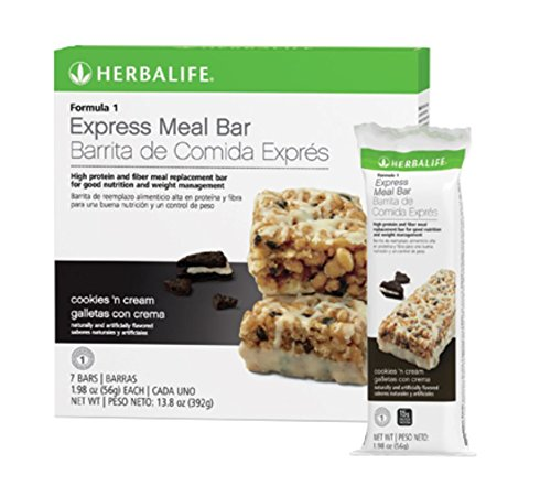 Herbalife Formula 1 Express Meal Bar – Cookies 'n Cream