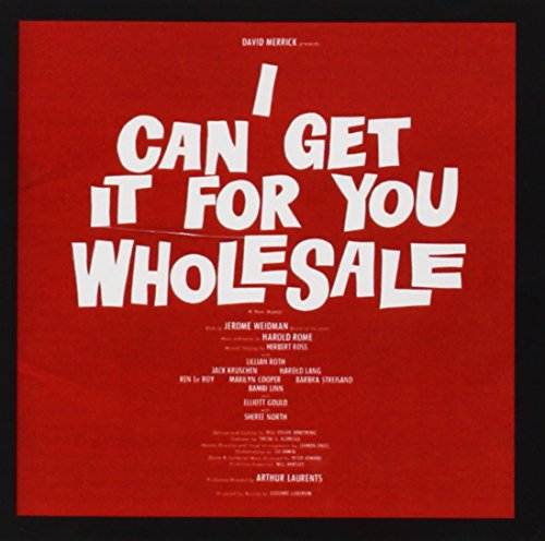 I Can Get It For You Wholesale (1962 Original Broadway (Wholesale Post)