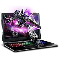 XOTIC SAGER NP8372 (CLEVO PA71HS)-17.3 FHD IPS Matte Screen | Intel Kaby lake i7-7700HQ | NVIDIA GeForce GTX 1070 8GB | 32GB RAM | 1TB SSD | 1TB HDD