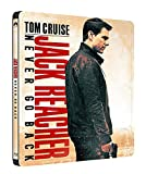 Jack Reacher: Never Go Back SteelBook Includes Exclusive Illustrated Short Story (Blu Ray + DVD + Digital HD)