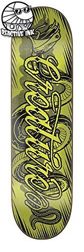 CREATURE (クリーチャー) Giant Serpents UV UV LG Creature Deck Skateboard Deck B079PL3WMJ 8.375in x 32in スケートボード デッキ B079PL3WMJ, 奈良大仏 芳月堂:756b19a8 --- integralved.hu