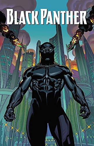 Black Panther: A Nation Under Our Feet Book 1 cover